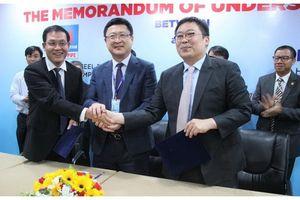 Ký kết Bản ghi nhớ hợp tác PV PIPE và tập đoàn Hàn Quốc