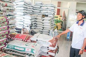 Vật tư nông nghiệp bất ngờ tăng giá