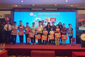 Sanest Khánh Hòa trao giải chương trình khuyến mại 'Niềm tự hào thương hiệu Việt Nam'