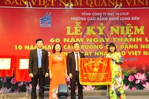 Trường Cao đẳng nghề Long Biên: Hành trình 60 năm đào tạo gắn với doanh nghiệp
