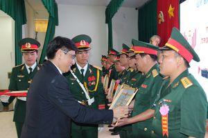 Đại hội thi đua Quyết thắng lực lượng vũ trang tỉnh Khánh Hòa giai đoạn 2013 – 2018