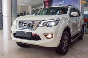 Cận cảnh Nissan Terra trưng bày tại đại lý, chờ giá chính thức