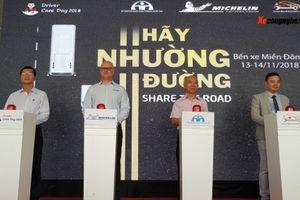 5.000 tài xế tham dự chương trình 'Hãy nhường đường - Share The Road'