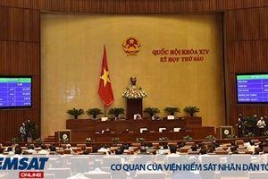 Quốc hội chính thức thông qua Luật Bảo vệ bí mật nhà nước