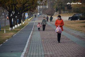 Bắc Triều Tiên trong mắt tôi Kỳ 2: Không có một cọng rác đường phố Bình Nhưỡng