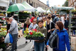 Ghé qua 7 khu chợ tuyệt nhất London
