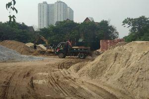 Hưng Yên: Kiên quyết xử lý trách nhiệm người đứng đầu nếu để xảy ra khai thác cát trái phép