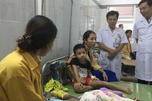 Đông Anh, Hà Nội: 144 trẻ bị ngộ độc tại trường mầm non