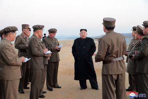 Triều Tiên thử vũ khí chiến lược mới vào thời điểm đàm phán hạt nhân