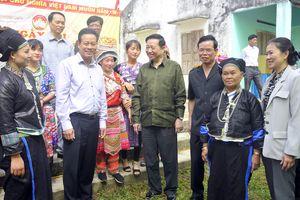 Bộ trưởng Tô Lâm dự Ngày hội Đại đoàn kết toàn dân tộc tại tỉnh Hà Giang