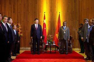 Trung Quốc và Úc quyết liệt 'so kè' ảnh hưởng ở Thái Bình Dương