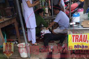 Vụ người phụ nữ bị bắn chết ở chợ: Lộ tin nhắn của hung thủ
