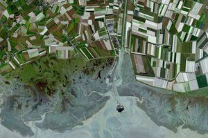 Trái đất trông như thế nào khi nhìn từ trên cao?