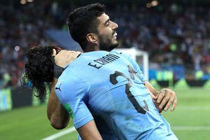 Đội hình Uruguay trận gặp Brazil: Suarez sát cánh cùng Cavani