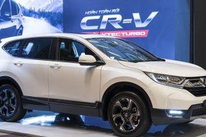 Honda CR-V đạt hai Giải thưởng lớn của ASEAN NCAP