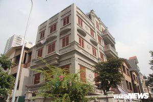 Chủ tịch phường than khó tháo dỡ biệt thự sai phép của cựu Thiếu tướng Nguyễn Thanh Hóa