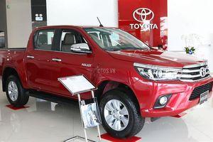 Mẫu ô tô duy nhất của Toyota lận đận ở Việt Nam