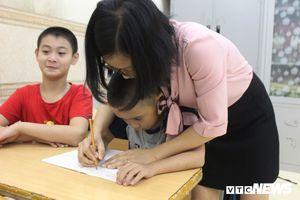 Nơi những đứa trẻ nhạy cảm, dễ tủi thân, dễ cáu giận học con chữ, học làm người