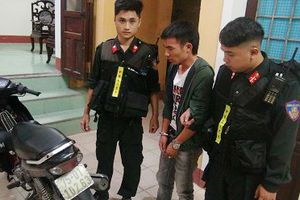 Nghẹt thở truy bắt kẻ ôm ma túy bỏ chạy khi thấy cảnh sát cơ động