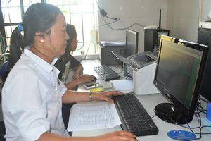 Hà Tĩnh áp dụng công nghệ 4.0 vào quản lý hồ sơ sức khỏe