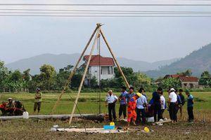 Hà Tĩnh: Khởi tố vụ 4 lao động bị điện giật tử vong khi dựng cột viễn thông