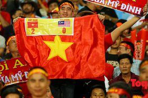 Chùm ảnh: Việt Nam đánh bại Malaysia, gọi tên Công Phượng, Anh Đức, Văn Lâm