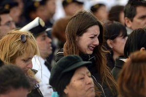 Argentina tìm thấy tàu ngầm ARA San Juan mất tích cách đây hơn 1 năm