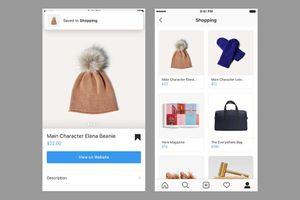 Instagram cho phép mua sắm ngay từ video của nhãn hàng