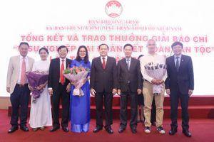BẢN TIN MẶT TRẬN: Báo chí góp phần củng cố niềm tin của nhân dân với Đảng, Nhà nước