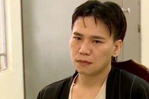 Khởi tố ca sỹ Châu Việt Cường tội 'giết người'