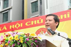 Ấm áp Ngày hội đại đoàn kết toàn dân tộc tại phường Cầu Kho