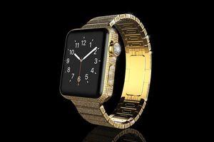 Đây là chiếc Apple Watch đắt nhất thế giới