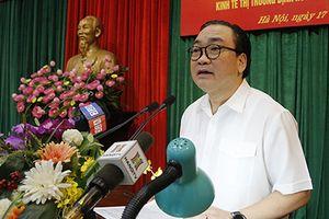 Bí thư Thành ủy Hoàng Trung Hải: Giáo dục đào tạo phải gắn với thực hành, nhu cầu xã hội