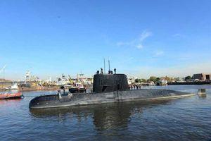 Tàu ngầm ARA San Juan của Argentina mất tích được tìm thấy ở Đại Tây Dương