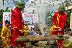 Nghề đúc đồng cổ truyền làng Chè là Di sản văn hóa phi vật thể quốc gia