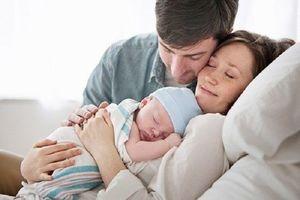 Vợ sinh con, chồng hưởng trợ cấp thai sản thế nào?