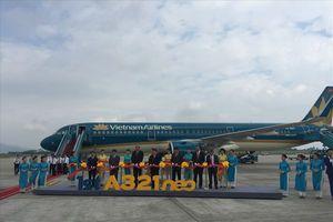 Vietnam Airlines nâng cấp đội máy bay thế hệ mới A321neo