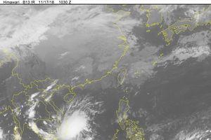 Ứng phó khẩn cấp với bão số 8 Toraji đang tiến nhanh áp sát đất liền