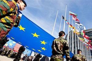 Quân đội châu Âu và toan tính của Mỹ