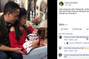 Chuyện MC Hoàng Linh: Câu chuyện tình đậm nét mạng xã hội?