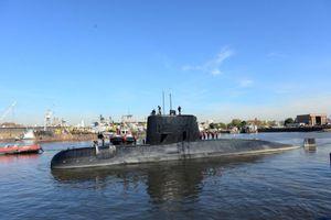 Tìm thấy tàu ngầm Argentina mất tích một năm trước