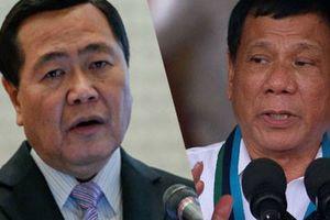 Tổng thống Philippines bị phản ứng vì tuyên bố 'Trung Quốc khống chế biển Đông'