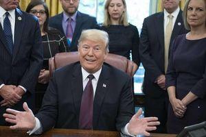 Tổng thống Mỹ bất ngờ dịu giọng với Trung Quốc về tranh chấp thương mại