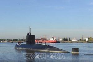 Argentina tìm thấy tàu ngầm ARA San Juan mất tích 1 năm trước