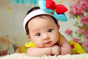 Sinh con năm Kỷ Hợi 2019: Em bé sinh đầu năm hưởng đại phúc hơn
