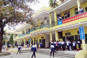 Trường THPT Ý Yên (Nam Định): 20 năm chắp cánh những ước mơ xanh