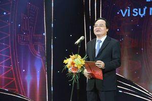 Giải báo chí 'Vì sự nghiệp giáo dục Việt Nam': Sức sống lâu bền bằng chất lượng, uy tín