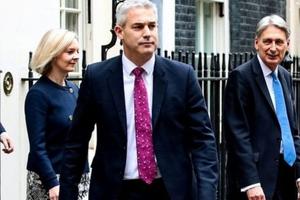 Anh: Bổ nhiệm thứ trưởng Y tế làm Bộ trưởng Brexit mới