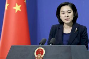 Trung Quốc kêu gọi Mỹ ngừng làm 'dậy sóng' Biển Đông