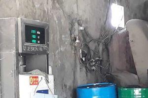 Nghệ An: Ai cho phép Cty Sơn Thanh lập quả 'bom dầu' trong… nhà?